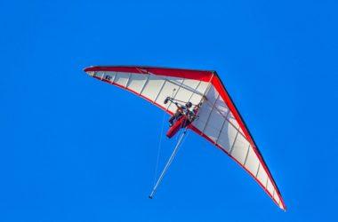 Volo con ultraleggero - Aviosuperficie