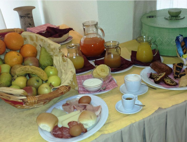 Piccolo-buffet