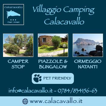 Camping Cala Cavallo