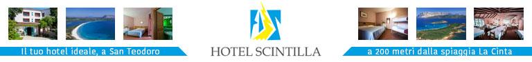 Hotel Scintilla San Teodoro